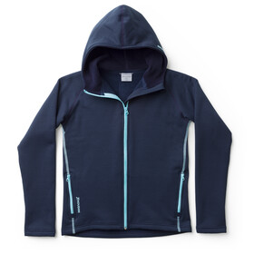 Houdini Power Houdi Jacket Ungdom Blue Illusion